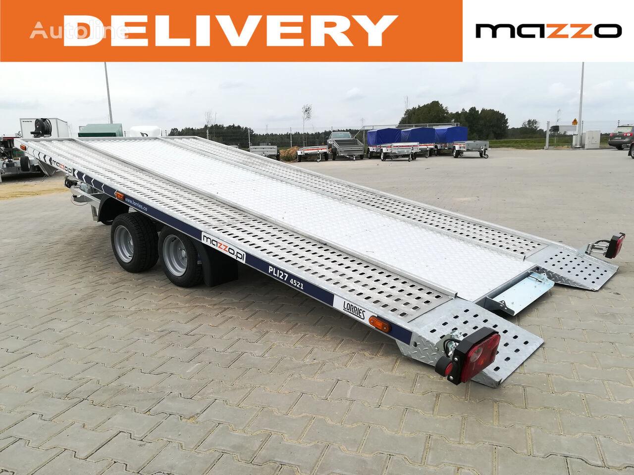 neuer PLI30-5021 500x210cm Autotransportanhänger
