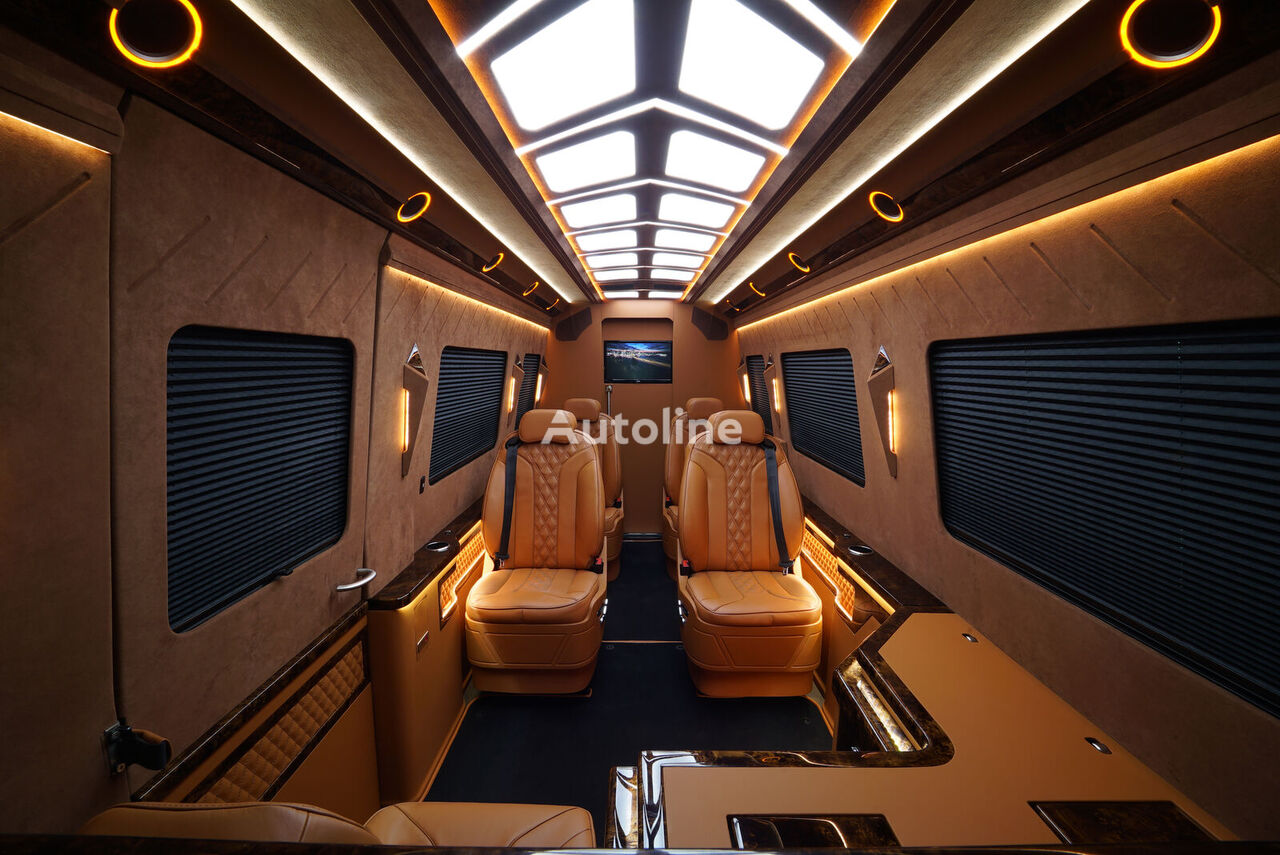 neuer MERCEDES-BENZ ERDUMAN ® | VIP LUXURY SPRINTER | ARMORED | /W BATHROOM | CUSTOM Kleinbus