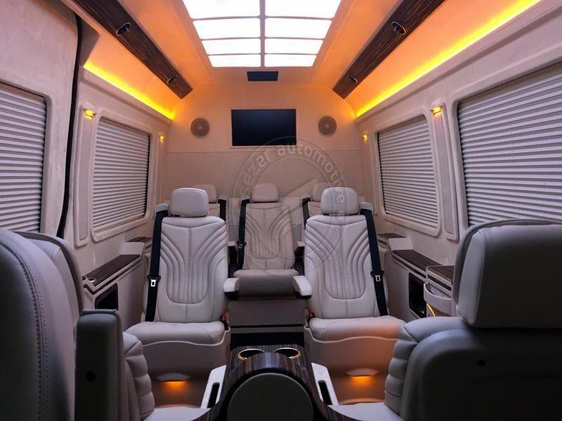 neuer MERCEDES-BENZ Sprinter 316 319 416 419 516 519 Lüx Vip Kleinbus