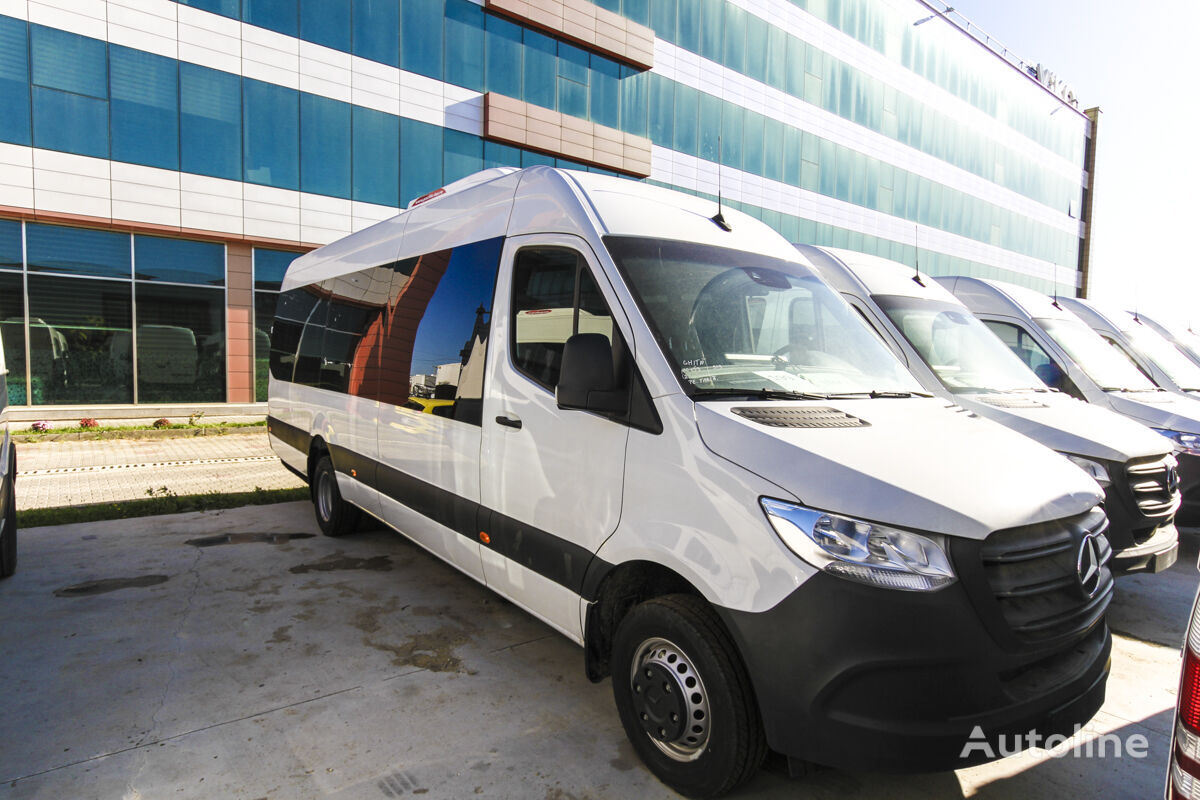 neuer MERCEDES-BENZ Sprinter IDILIS 519 AUTOMATIC,  *COC*  prolonged with 50cm fiber Kleinbus