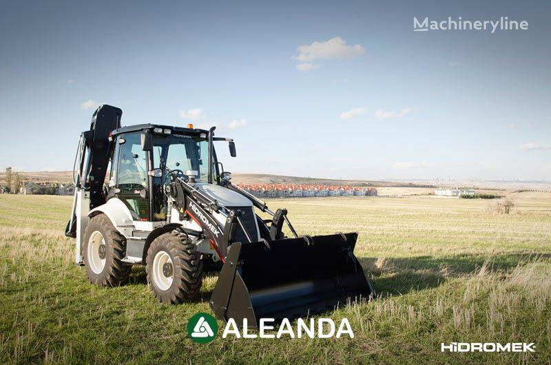 neuer HIDROMEK  HMK 102 B ALPHA Baggerlader