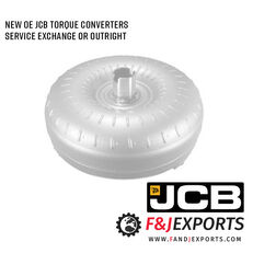 neue JCB 04/600868 Flüssigkeitskupplung für LKW