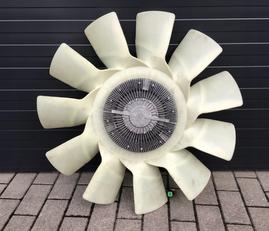 SCANIA emission viscous fan, cool Kühlerlüfter für SCANIA R, P, G, L, S series EURO6 Sattelzugmaschine