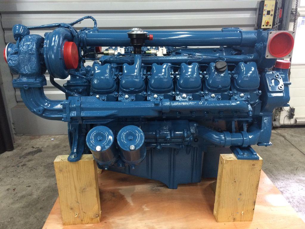 neuer MAN D2842LE103 Motor für Portalkran