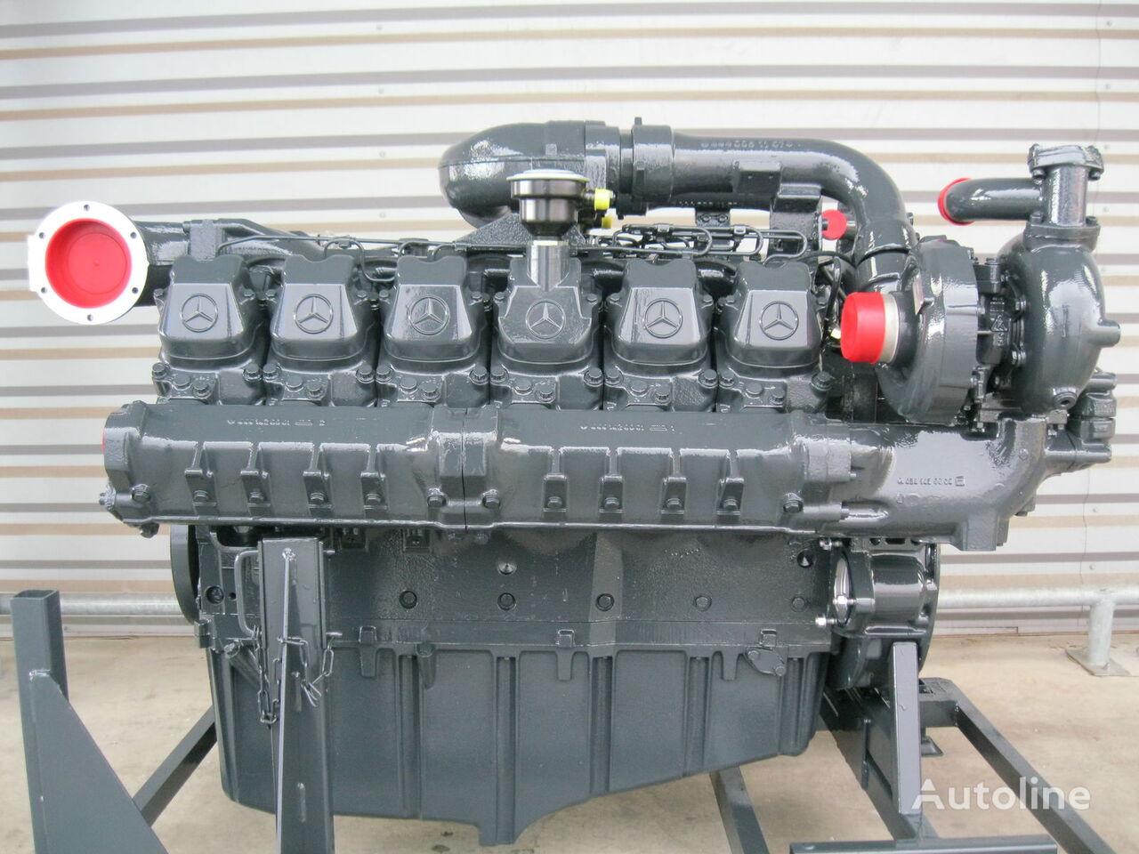 neuer MERCEDES-BENZ OM444LA (LHM400 LHM800) Motor für LIEBHERR Mobilkran