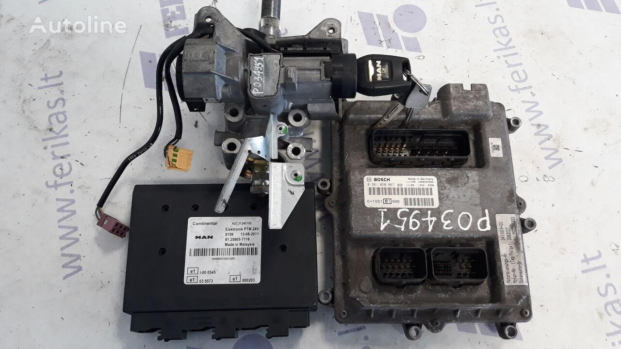 MAN D2676 EURO 5 ECU set Steuereinheit für MAN TGX Sattelzugmaschine