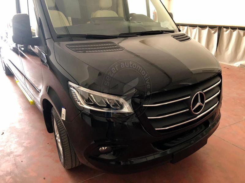neuer MERCEDES-BENZ Sprinter 416 Sezer Automotie Kleinbus