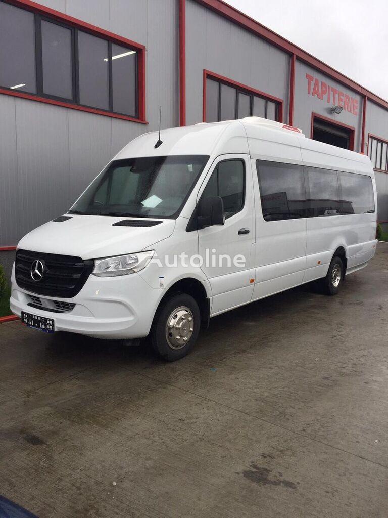neuer MERCEDES-BENZ Sprinter IDILIS 516,  22+1+1  *COC*  prolonged with 50cm fiber/s Kleinbus