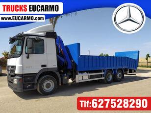 MERCEDES-BENZ ACTROS 25 32 Autotransporter