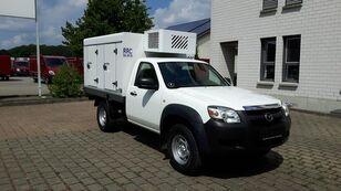 MAZDA B 50 4WD ColdCar Eis/Ice -33°C 2+2 Tuev 06.2023 4x4 Eiskühlaufba Eiswagen