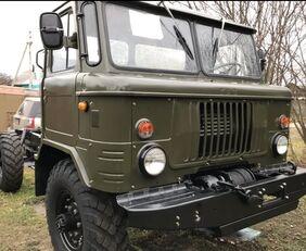 GAZ 66 Fahrgestell LKW