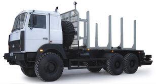 MAZ 6317Х9-444 (6x6) Holztransporter LKW