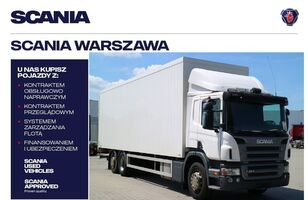 SCANIA P280LB Isotherm LKW