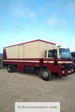 VOLVO FL617 left hand drive 17.5 ton manual pump full springs  Koffer-LKW