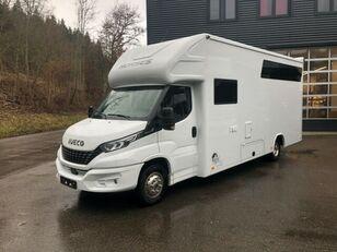 neuer IVECO Pferdetransporter Pferdetransporter LKW