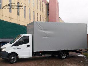 neuer GAZ  A21R23 Planen-LKW