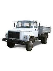 GAZ 3309 Pritsche LKW