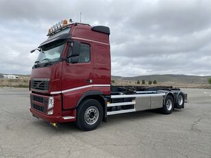 VOLVO FH13 500 CHASIS ONLY Seil Abrollkipper