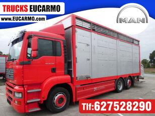 MAN TGA 26 350 Viehtransporter LKW