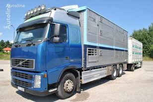 PEZZAIOLI FH12 480 Viehtransporter LKW