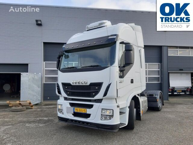 IVECO Stralis AS440S42TP Sattelzugmaschine
