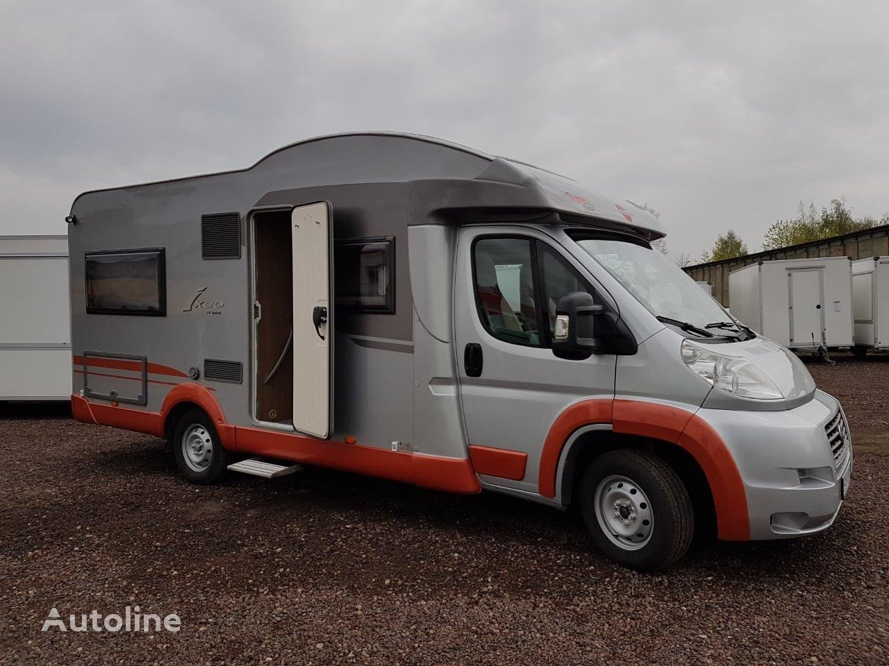 Verkauf Von Wohnmobilen Aus Polen Wohnmobil Kaufen Ft15428